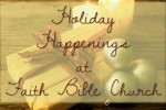 2015 Holiday Happenings