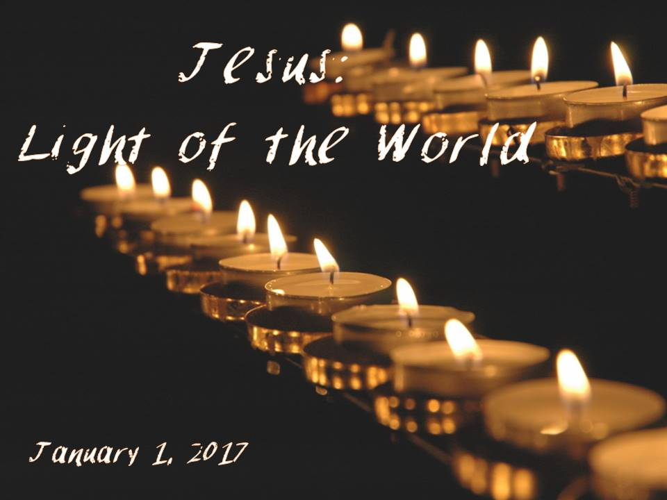 Jesus – Light of the World