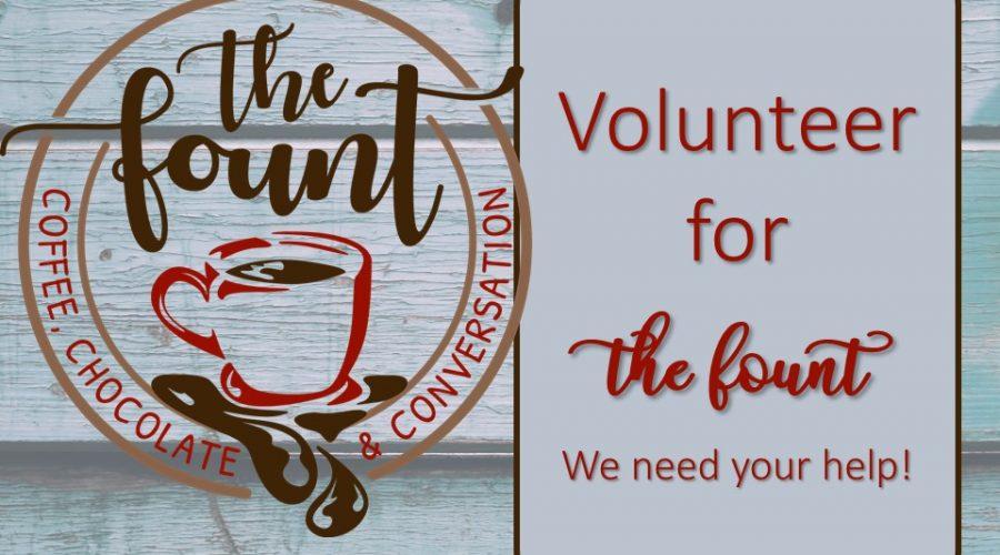 The Fount Volunteering