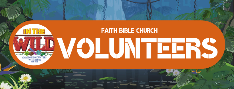 2019 VBS Volunteers
