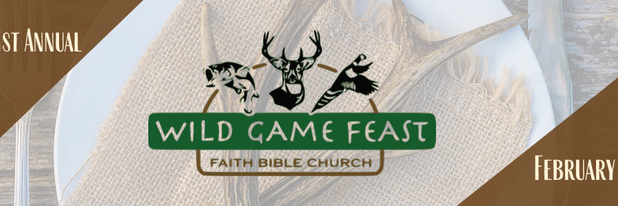 21st Annual Wild Game Feast