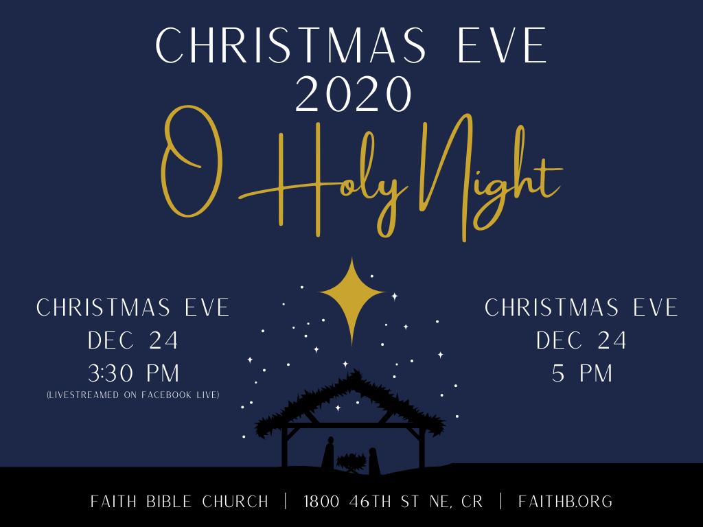 Elevation Church Christmas Eve 2021 Christmas Eve